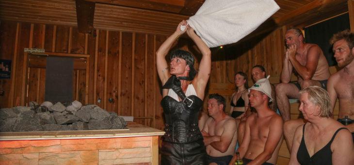 Premieraften i ny saunaforening